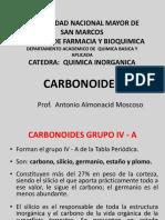 5ta Clase Carbonoides