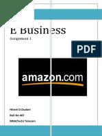 E-Business Hitesh Dudani 407