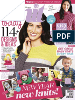 Knit Today UK Magazine 2015 - 01
