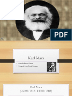 Karl Marx Exposición
