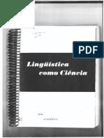 Texto 02 - Linguistica Como Ciência.pdf