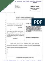 Second Amended Complaint - Nguyen Et.al. v. Chase Bank USA, NA; Chase Home Finance LLC. Et.al.