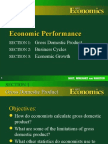 Gdp, Business Cycles, Economic Growth