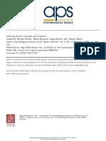 Meshing Hyp Pashler Paper