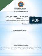 CURFAD Diseño Instruccional por Competencias.pptx