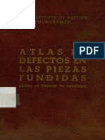 Atlas de Defectos de Fundicion