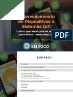 Mercado Em Foco - eBook Desenvolvimento IoT