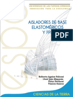 Aisladores de Base Elastomericos y Fps