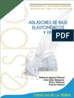 Aisladores de Base Elastomericos y Fps