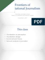 Computational Journalism Week 8