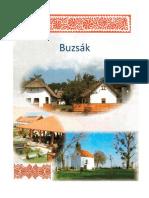 Hungara vilaĝo de popola arto