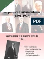 El Parlamentarismo a La Chilena 1226609317042407 9