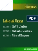 Labor & Unions