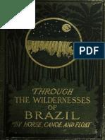 Trough the wilderness of Brazil (William A. Cook).pdf