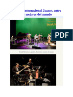 Festival Internacional Jazzuv