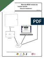 Napco IREMOTE MOD 12 Install Manual.en.Es