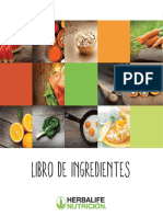 Libros de Ingredientes