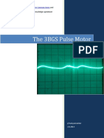 The MY1016 3BGS Pulse Motor