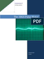 The MY1016 3BGS Pulse Motor