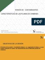Ppt Características de Las Plumas de Chimenea. Efectos de Flotabilidad Ascenso y Movimiento Del Penacho 3