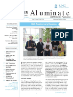 Aluminate LGBTQ Center Alum Newsletter Fall 2014