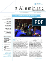 Aluminate LGBTQ Center Alum Newsletter Spring 2015