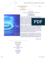 Collective Resonance Dissertation Summary Renee Levi