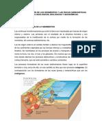 ORIGEN Y EVOLUCIÓN DE LOS SEDIMENTOS Y LAS ROCAS CARBONÁTICAS.docx