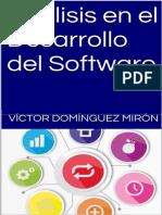 Análisis en El Desarrollo Del Software - Víctor Domínguez Mirón