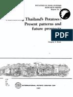 Marketing Thailand's potatoes