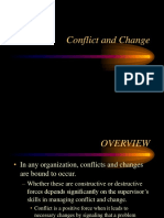 Conflict and Change HG1