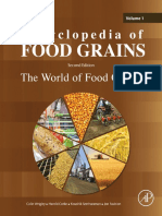 Encyclopedia of Food Grains - 2nd Edition (4 Volume Set) (2016)