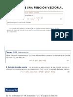 1.2 Calculo de Funciones Vectoriales Clase 3