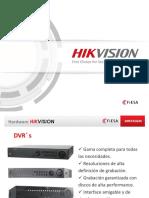 Hikvision DVR Tecnico