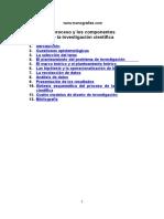 INV_El Proceso y Los Componentes de La Investigación Científica