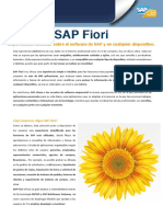 Folleto Sap Fiori