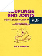 Jon R. Mancuso Couplings and Joints Design, Selection & Application Dekker Mechanical Engineering