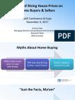 2017 11 05 Realtor University Speaker Series Jessica Lautz Impact of Rising Home Prices Presentation Slides 11-06-2017