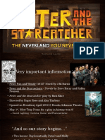 Peter and the Starcatcher Powerpoint