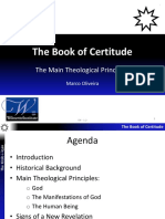 The Book of Certitude - Main Theological Principles