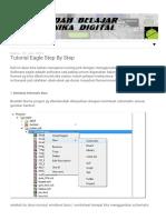 Tutorial Eagle Step by Step