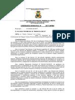Ordenanza Propuesta Equipo Tecnico