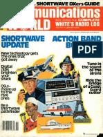 Communications World 1978