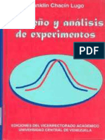 Documents.tips Chacin Diseno y Analisis de Experimentos