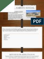 Desarrollo de La Mina en El Ambito Social