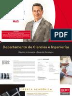 Maestría en Innovación y Desarrollo Tecnológico