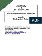 DBA SIA Module Booklet