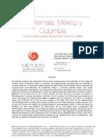 Los retos de la expansión del narcotráfico en el nuevo milenio Guatemal Mexico Colombia Isaac Beltrán