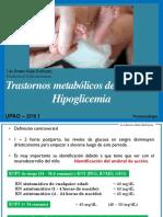 Hipoglucemia & Hipocalcemia, LRMR