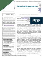 La Fiscalía, Defensa Para Pinochet - Prudencio García Martínez de Murguía